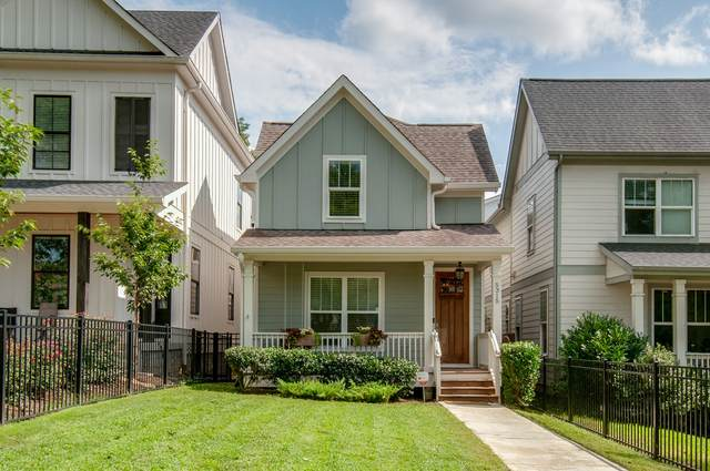 5315 Indiana Ave, Nashville, TN 37209 (MLS #RTC2175033) :: Nashville on the Move