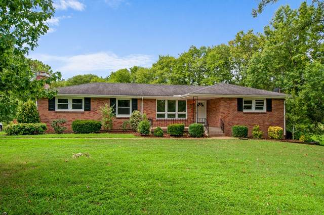 555 Mcmurray Dr, Nashville, TN 37211 (MLS #RTC2175088) :: The Milam Group at Fridrich & Clark Realty