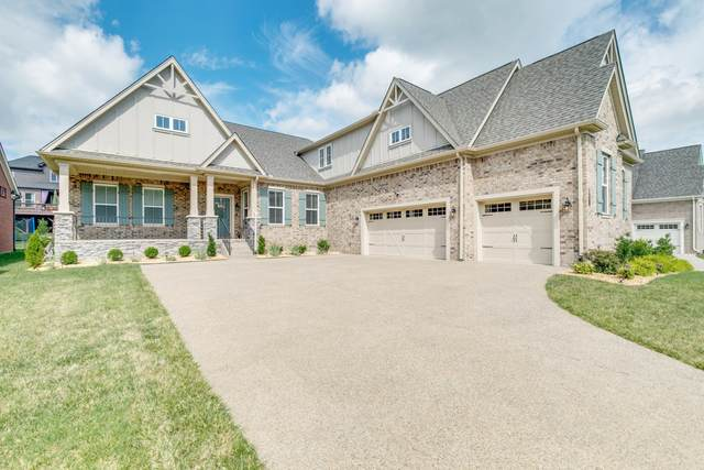 3004 Bradfield Dr, Nolensville, TN 37135 (MLS #RTC2175130) :: Nashville on the Move