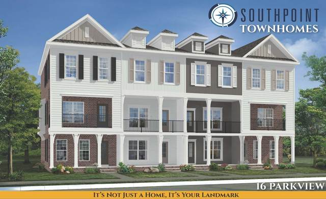 618 Thetford Alley, Brentwood, TN 37027 (MLS #RTC2175138) :: Village Real Estate