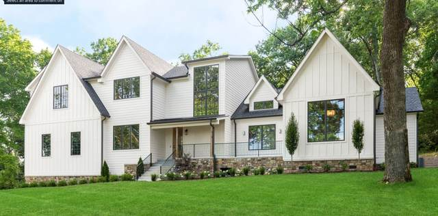 215 Skyline Dr, Brentwood, TN 37027 (MLS #RTC2175190) :: Berkshire Hathaway HomeServices Woodmont Realty