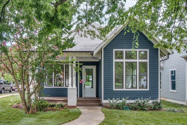 2018 10th Ave S, Nashville, TN 37204 (MLS #RTC2175203) :: Felts Partners