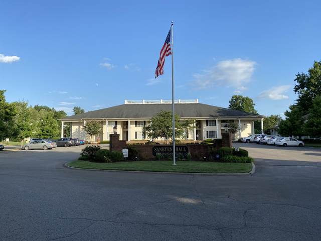 1280 Middle Tennessee Blvd. H-8, Murfreesboro, TN 37130 (MLS #RTC2175226) :: John Jones Real Estate LLC