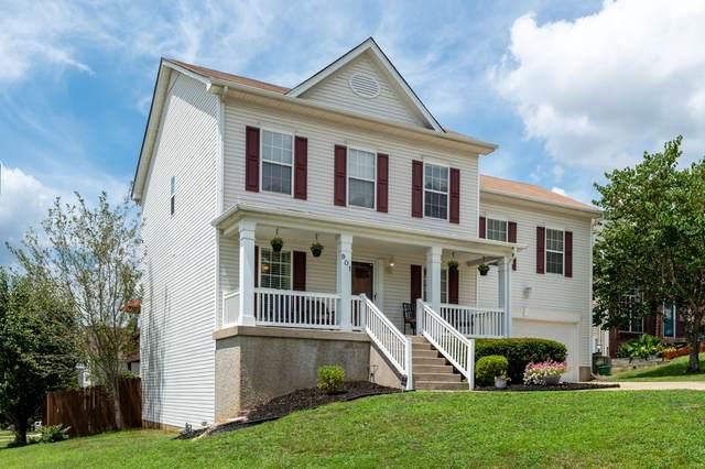 901 Hallview Ct, Hermitage, TN 37076 (MLS #RTC2175241) :: Village Real Estate