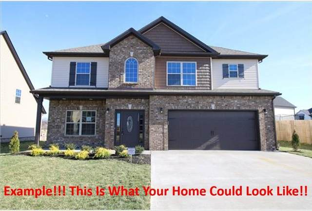 99 The Groves At Hearthstone, Clarksville, TN 37040 (MLS #RTC2175249) :: HALO Realty
