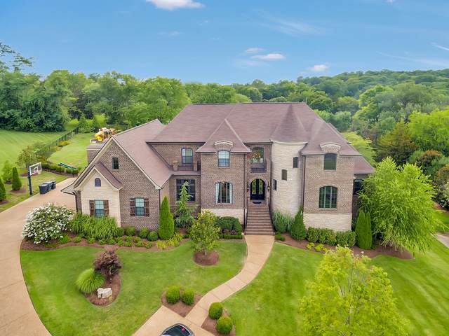 5613 Saddlewood Ln, Brentwood, TN 37027 (MLS #RTC2175257) :: Berkshire Hathaway HomeServices Woodmont Realty