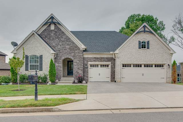 2537 Arbor Pointe Cv, Hermitage, TN 37076 (MLS #RTC2175273) :: Berkshire Hathaway HomeServices Woodmont Realty