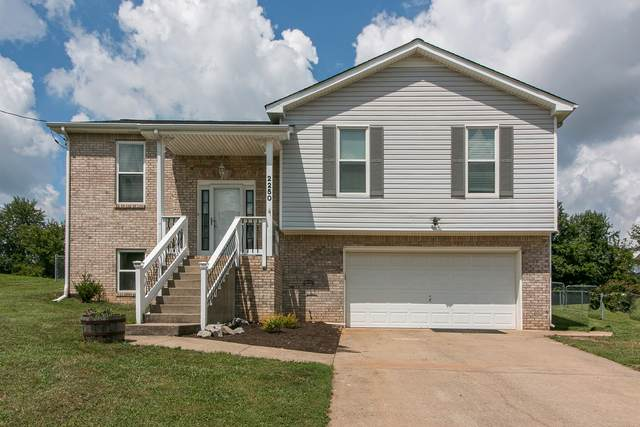 2250 Kim Dr, Clarksville, TN 37043 (MLS #RTC2175291) :: Team Wilson Real Estate Partners