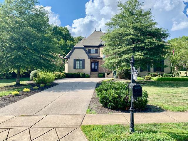 1615 Valle Verde Dr, Brentwood, TN 37027 (MLS #RTC2175308) :: Nashville on the Move