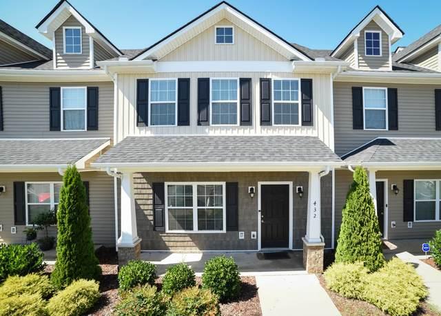 432 Kubota Dr, Murfreesboro, TN 37128 (MLS #RTC2175319) :: Nelle Anderson & Associates