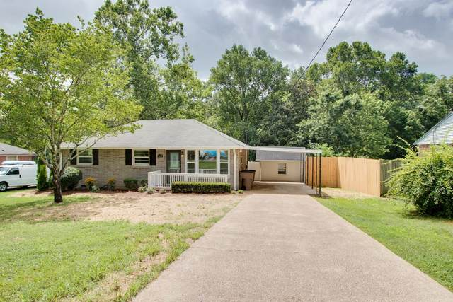 3932 West Valley Dr, Nashville, TN 37211 (MLS #RTC2175347) :: The Milam Group at Fridrich & Clark Realty