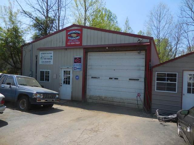 1928 W Broad St, Cookeville, TN 38501 (MLS #RTC2175351) :: Village Real Estate