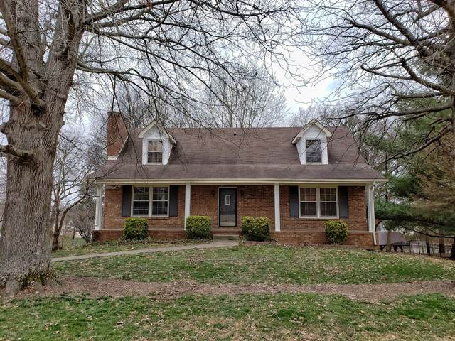 1767 Heritage Dr, Clarksville, TN 37043 (MLS #RTC2175360) :: Team Wilson Real Estate Partners