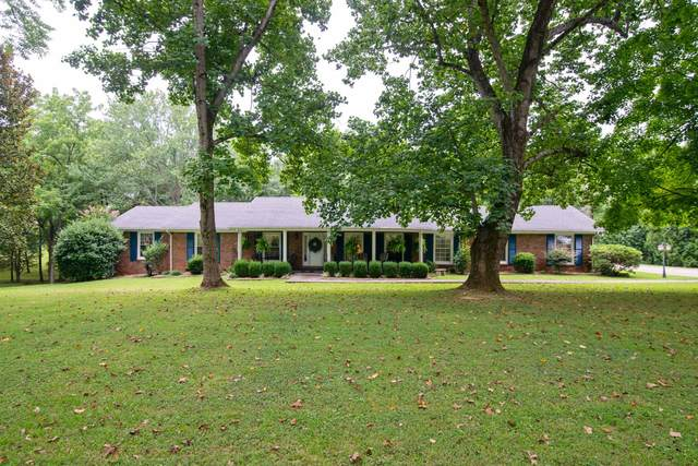 132 Ussery Rd, Clarksville, TN 37043 (MLS #RTC2175465) :: Team Wilson Real Estate Partners