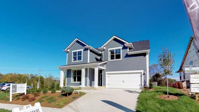 225 Griffin Lane, Gallatin, TN 37066 (MLS #RTC2175468) :: RE/MAX Homes And Estates