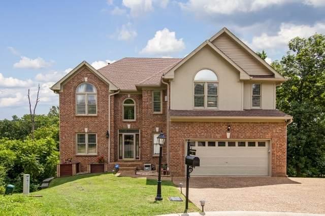 708 Lakeridge Way, Nashville, TN 37214 (MLS #RTC2175622) :: Village Real Estate