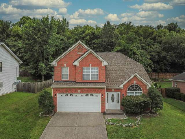 125 Walton Trce S, Hendersonville, TN 37075 (MLS #RTC2175628) :: RE/MAX Homes And Estates