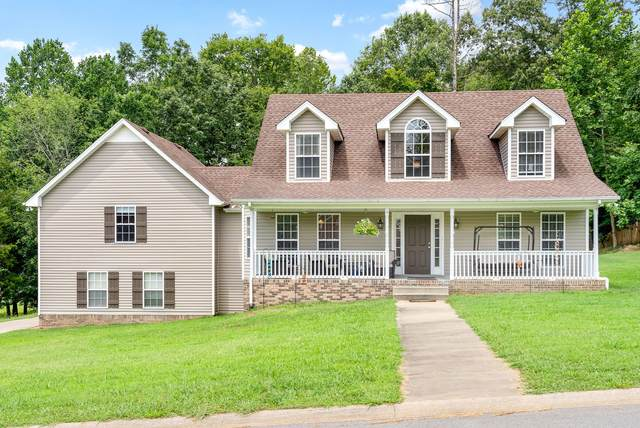 1371 Tannahill Way, Clarksville, TN 37043 (MLS #RTC2175644) :: Cory Real Estate Services