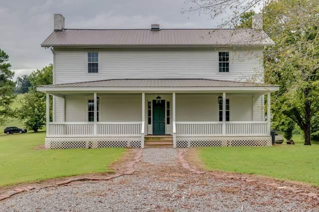 1065 Dozier Boat Dock Rd, Charlotte, TN 37036 (MLS #RTC2175652) :: Village Real Estate