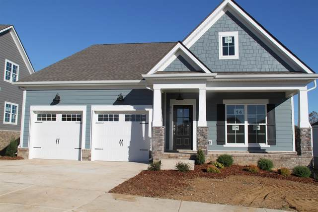 957 Carraway Lane, Spring Hill, TN 37174 (MLS #RTC2175683) :: Fridrich & Clark Realty, LLC