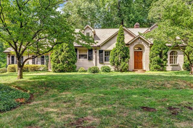 3610 Woodmont Blvd, Nashville, TN 37215 (MLS #RTC2175693) :: Ashley Claire Real Estate - Benchmark Realty