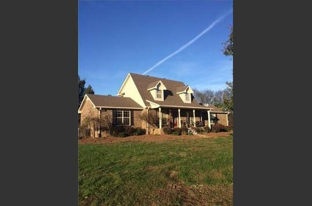 809 Trousdale Ferry Pike, Lebanon, TN 37087 (MLS #RTC2175737) :: Team Wilson Real Estate Partners