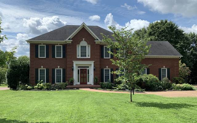 9433 Chenoweth Pl, Brentwood, TN 37027 (MLS #RTC2175747) :: Ashley Claire Real Estate - Benchmark Realty