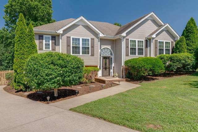 705 Shamrock Ct, Clarksville, TN 37043 (MLS #RTC2175757) :: Team Wilson Real Estate Partners