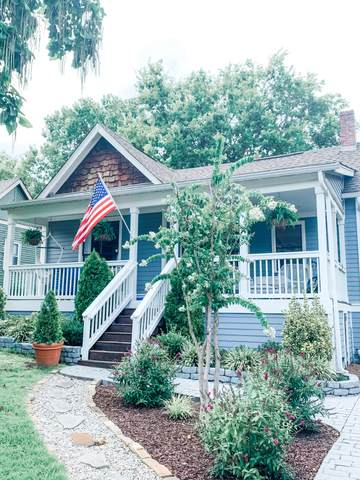 1409 Lillian St, Nashville, TN 37206 (MLS #RTC2175759) :: Nelle Anderson & Associates