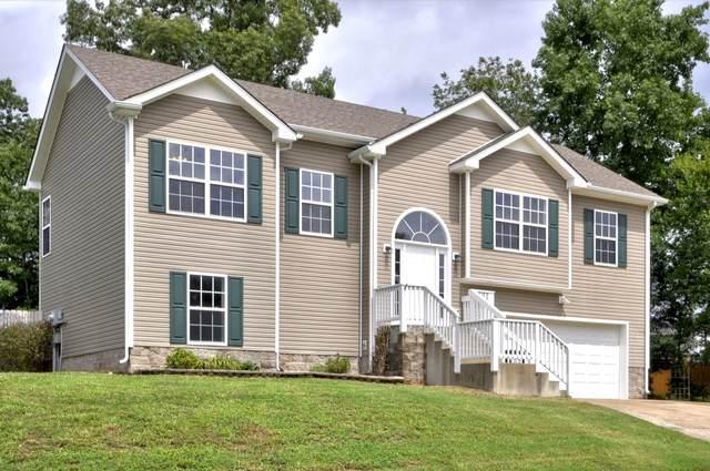 1685 Parkside Dr, Clarksville, TN 37042 (MLS #RTC2175760) :: Village Real Estate
