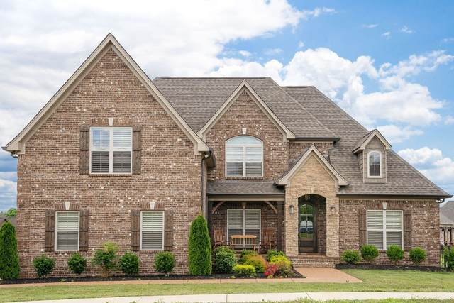 409 Stonebrook Way, Lebanon, TN 37087 (MLS #RTC2175762) :: Team Wilson Real Estate Partners