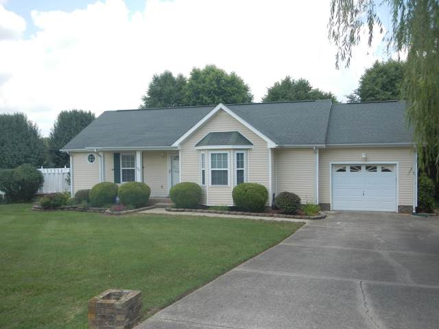 3397 Brownsville Rd, Clarksville, TN 37043 (MLS #RTC2175768) :: The Milam Group at Fridrich & Clark Realty