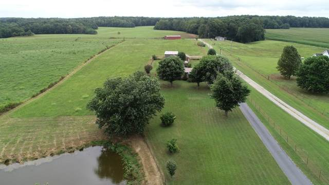 1201 Mg England Rd, Manchester, TN 37355 (MLS #RTC2175770) :: The Milam Group at Fridrich & Clark Realty