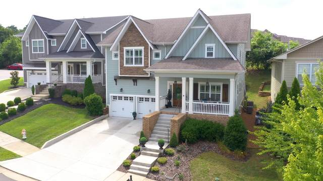 472 High Point Ter, Brentwood, TN 37027 (MLS #RTC2175776) :: Berkshire Hathaway HomeServices Woodmont Realty