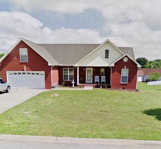 3121 Clydesdale Dr, Clarksville, TN 37043 (MLS #RTC2175807) :: Village Real Estate