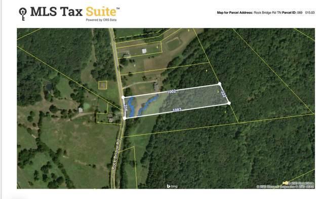 0 Rock Bridge Rd., Bethpage, TN 37022 (MLS #RTC2175811) :: Adcock & Co. Real Estate