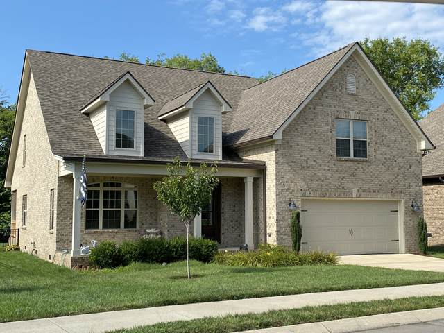 6011 Trotwood Ln, Spring Hill, TN 37174 (MLS #RTC2175835) :: The Milam Group at Fridrich & Clark Realty