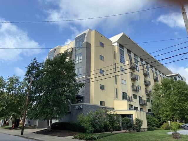 1101 18th Ave S #503, Nashville, TN 37212 (MLS #RTC2175900) :: DeSelms Real Estate