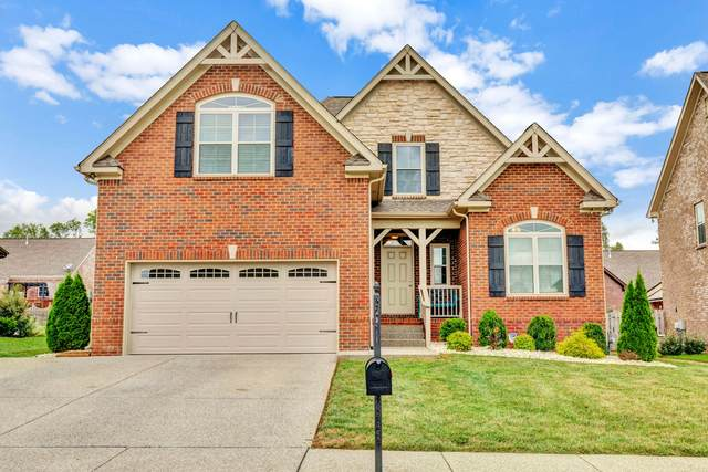 8023 Ragusa Cir, Spring Hill, TN 37174 (MLS #RTC2175938) :: The Milam Group at Fridrich & Clark Realty