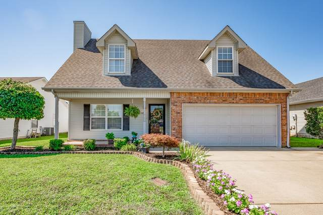 3115 Wellington Pl, Murfreesboro, TN 37128 (MLS #RTC2175942) :: Berkshire Hathaway HomeServices Woodmont Realty