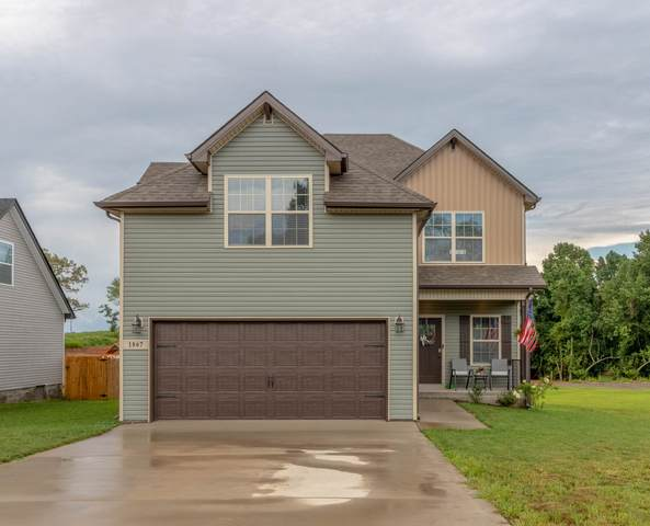 1867 Rains Rd, Clarksville, TN 37042 (MLS #RTC2175983) :: Cory Real Estate Services