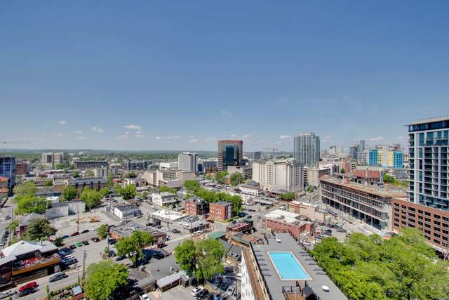 900 20th Ave S #1303, Nashville, TN 37212 (MLS #RTC2176017) :: Nashville Home Guru