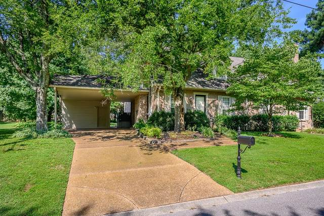 5519 Thalman Dr, Brentwood, TN 37027 (MLS #RTC2176071) :: Nashville on the Move