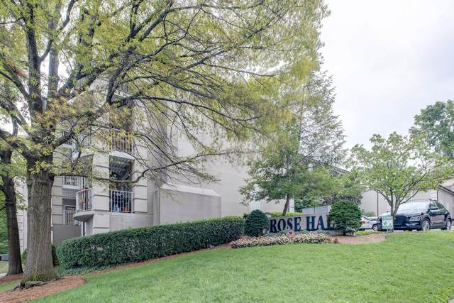 408 Rose Hall, Nashville, TN 37212 (MLS #RTC2176083) :: Fridrich & Clark Realty, LLC