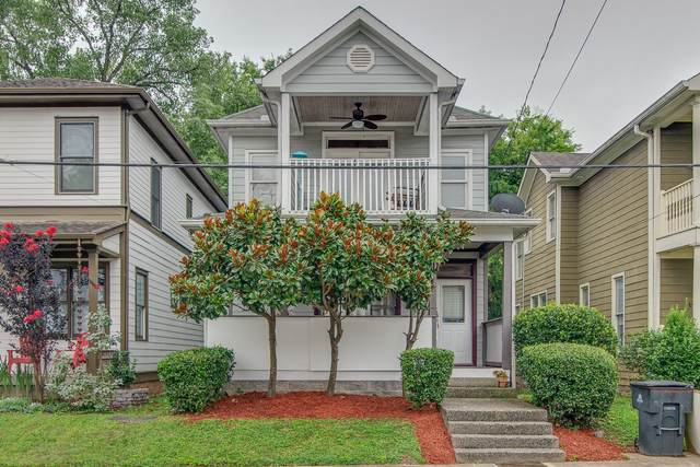 1107 Jackson St, Nashville, TN 37208 (MLS #RTC2176097) :: FYKES Realty Group