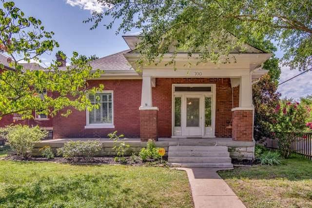 700 Boscobel St, Nashville, TN 37206 (MLS #RTC2176115) :: Ashley Claire Real Estate - Benchmark Realty