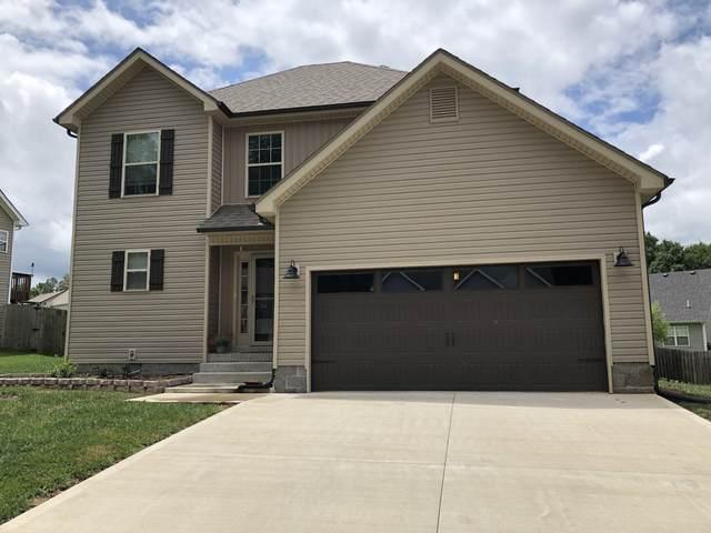 1232 Meachem Dr, Clarksville, TN 37042 (MLS #RTC2176126) :: Village Real Estate