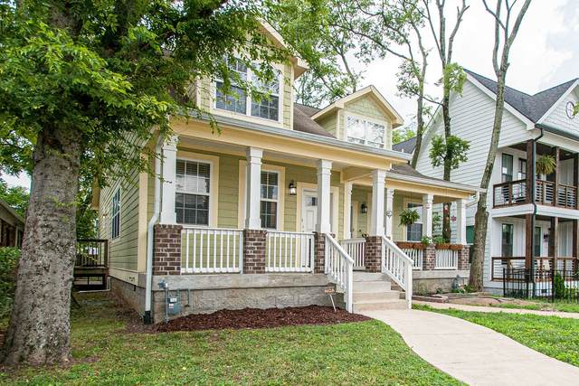 4805A Tennessee Ave, Nashville, TN 37209 (MLS #RTC2176198) :: Nashville on the Move