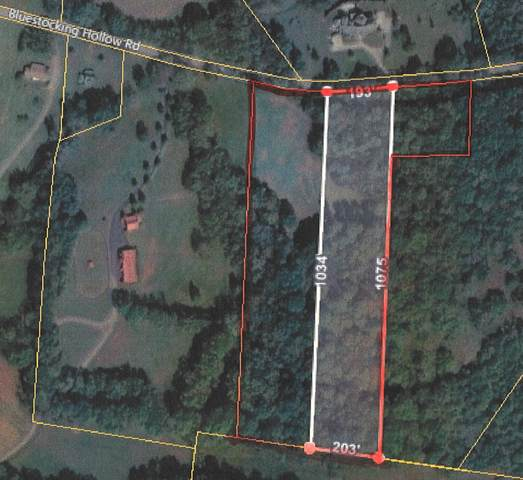 375 Blue Stocking Hollow Road, Shelbyville, TN 37160 (MLS #RTC2176224) :: The Milam Group at Fridrich & Clark Realty