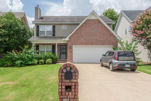 2182 Aberdeen Cir, Murfreesboro, TN 37130 (MLS #RTC2176276) :: Adcock & Co. Real Estate